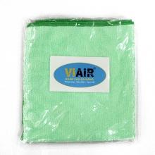 Khăn lau microfiber VIAIR T202SU-CL01 màu lá