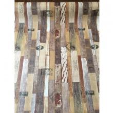 Combo 5m giấy decal cuộn giả gỗ DTL121 (Kích thước: 60x500cm)
