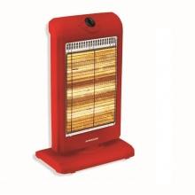 Sưởi điện 3 bóng Halogen Sunhouse SHD7016 đỏ đen