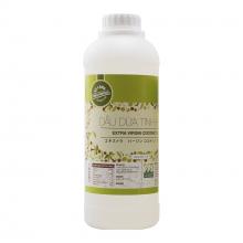 Dầu dừa tinh khiết ép lạnh (Extra virgin Coconut Oil - Mekông Megumi) _ 1 Lít