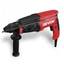 Máy khoan búa 3 chức năng DEVON 1107-26DRE 800W (Hộp nhựa)