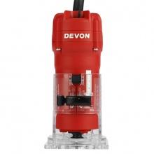 Máy phay gỗ 6mm DEVON 1326-5-6 550W