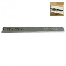 Ray trượt 3 tầng dùng cho ngăn kéo, bàn, tủ, kệ vi tính Tamara-PK0101