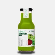 Detox nước ép trái cây tươi rau má, nước dừa, cải bó xôi, táo đỏ