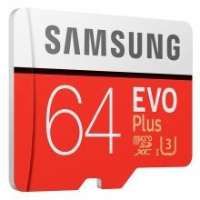 Thẻ nhớ Micro SD 64Gb Samsung Evo plus CL10W Class 10