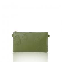 Túi thời trang Verchini màu xanh lá mạ 011256