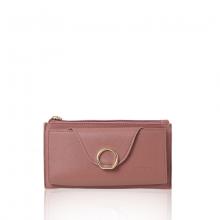 Ví thời trang Verchini màu hồng ruốc 011196