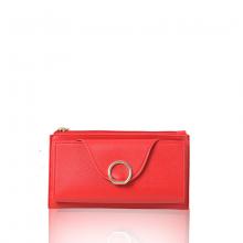 Ví thời trang Verchini màu đỏ 011195
