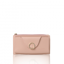 Ví thời trang Verchini màu hồng 011189