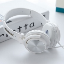 Tai nghe chụp tai kiểu CD phong cách Hàn Quốc EM035