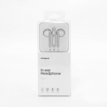 Tai nghe nhét tai dễ thương in-ear kim loại thời thượng Mini Good Hàn Quốc EM051