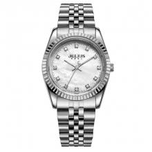 Đồng hồ nam chính hãng Julius Hàn Quốc JA-1069MA (Bạc)