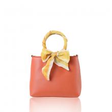 Túi xách thời trang Verchini màu cam 011205