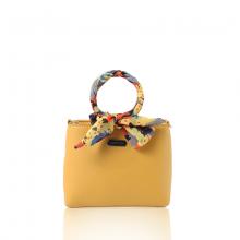 Túi xách thời trang Verchini màu vàng 011209