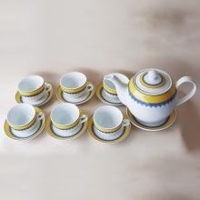 Bộ trà hoàng gia Sứ Sương 0.9L SSA020
