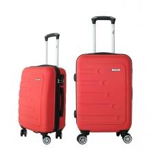 Bộ 2 vali Trip P16 size 50cm+60cm đỏ