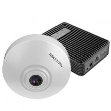 iDS-2CD6412FWD/C: Camera IP Dome đếm lượt người vào ra 1.3 Megapixel HIKVISION iDS-2CD6412FWD/C