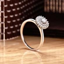 Nhẫn bạc Xiumi - Eropi Jewelry