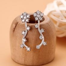 Bông tai bạc Caroline - Eropi Jewelry
