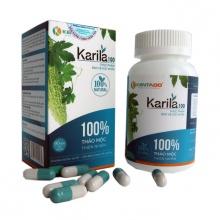 Viên uống tiểu đường Karila 100