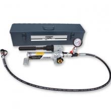 AHP701BG Bộ bơm thủy lực 500ml, áp suất lớn 700 bar, hoạt động bằng tay. Powerram