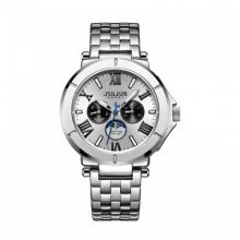 Đồng hồ nam chính hãng Julius Hàn Quốc jah-102a bạc