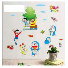 Decal dán tường Doraemon 1 EB07