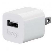 Củ sạc lùn iPhone 5V-1.2A chuẩn châu âu CE Marking Bagi CE-I51