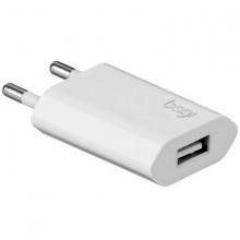 Củ sạc dẹt iPhone 5V-1.2A chuẩn châu âu CE Marking Bagi CE-I51Z