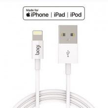Cáp sạc iPhone lightning chuẩn MFi (new)