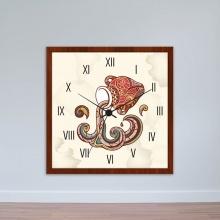 Đồng hồ treo tường cung Bảo Bình | Đồng hồ cung hoàng đạo WC054