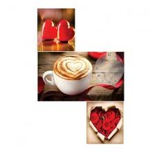 Tranh ghép nghệ thuật ly cà phê 2 TNT08