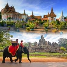 Tour Phnom Penh 4 ngày 3 đêm