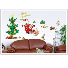 Decal dán tường Noel 3 EB108