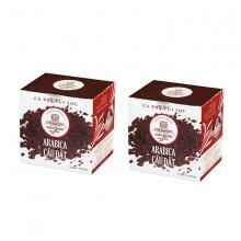 Cà phê túi lọc Arabica Cầu Đất ( 2 hộp x 120g)
