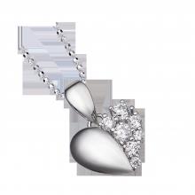 Mặt dây chuyền bạc đính đá PNJSilver Fantasia XMXMK000262
