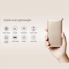 Bộ phát Wifi U2/E1 màu vàng WIFI-U2/E1/GOL LiOA