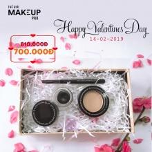 Quà Tặng Valentine - Bộ trang điểm mắt cao cấp Studiomakeup