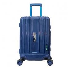 Vali khung nhôm Trip A09 size 60cm (24inch) xanh đen