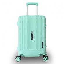 Vali khung nhôm Trip A09 size 60cm (24inch) xanh ngọc