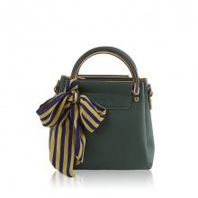 Túi xách thời trang Verchini màu xanh rêu 02003555