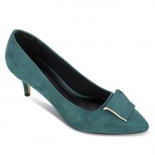 Giày bít nhọn thời trang Sablanca 5050BN0088 màu xanh cổ vịt