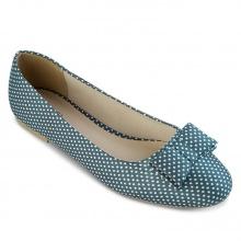 Giày búp bê thời trang Sablanca 5050BB0039 màu xám đậm