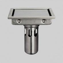 Thoát sàn chống mùi & côn trùng inox304 Zento ZT556 (110x110mm)