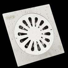 Phễu thoát sàn chống mùi hôi inox Zento TS201-L(200*200)