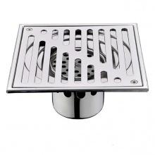 Phễu thoát sàn chống mùi ban công inox304 Zento ZT560 (110x110)
