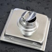 Thoát sàn chống mùi hôi & côn trùng Inox 304 Zento ZT556-1L