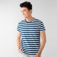 Áo tshirt Papka 1072 xanh dương