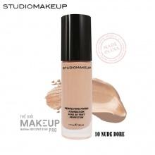 Kem Nền Che Khuyết Điểm STUDIOMAKEUP Perfecting Finish Foudation SLF10 - Nude Dore