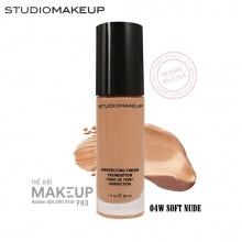 Kem Nền Che Khuyết Điểm STUDIOMAKEUP Perfecting Finish Foudation SLF04W - Soft Nude